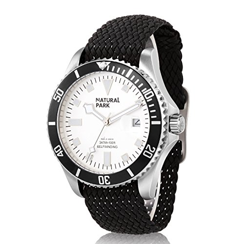men-sport-watch-with-white-dial-luminous-hands-black-nylon-strap