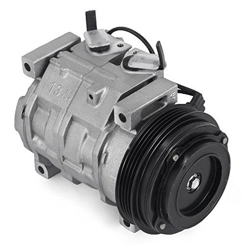 (Mophorn CO 29012C 95200-65DF1 10S13C Universal Air Conditioner AC Compressor 29012 For Suzuki Grand Vitara 01-05 XL-7 02-04 2.5 2.7L 97339 98339)