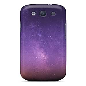 New Arrival Cover Case With Nice Design For Galaxy S3- Amazing Milky Way