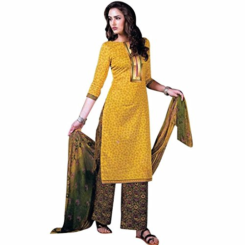 Ready-To-Wear-Cotton-Embroidered-Salwar-Kameez-Palazzo-Pants-Indian