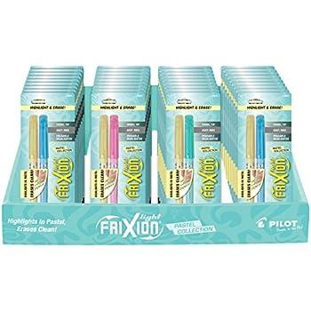 Amazon Com Pilot Frixion Light Pastel Collection