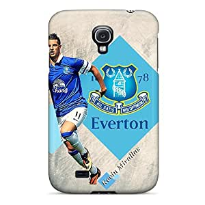 New Arrival Galaxy S4 Case Fc Of England Everton Case Cover