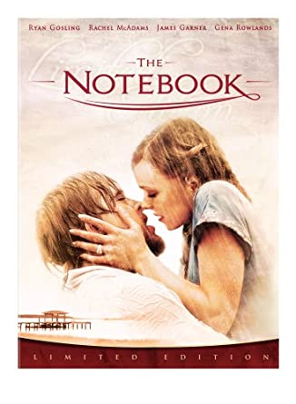 com the notebook limited edition gift set ryan gosling  the notebook limited edition gift set