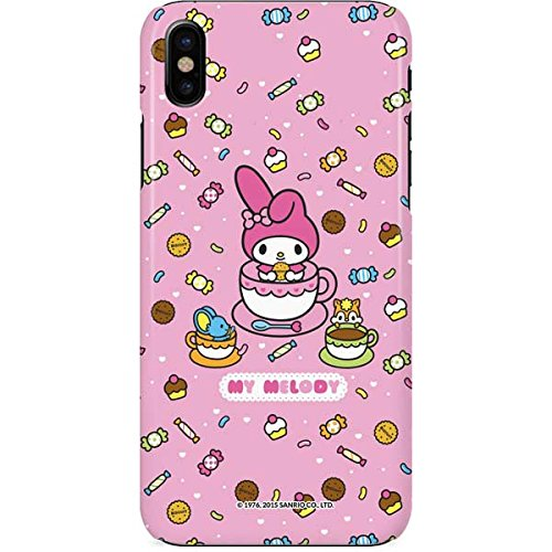 differently 61a9d de62b Amazon.com: My Melody iPhone X Case - My Melody Sweet Treats ...