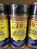 J.O. Spice #1 Seafood seasoning Maryland USA j o 4.5 oz bt