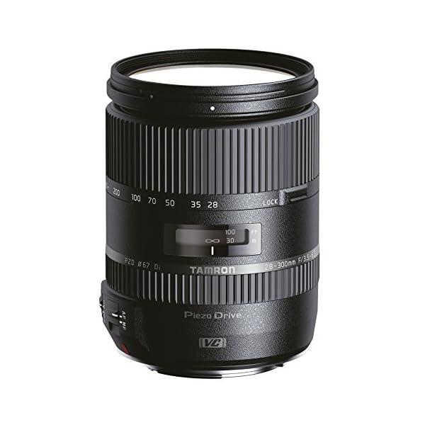 RetinaPix Tamron 28-300mm F/3.5-6.3 Di VC PZD Lens for Canon DSLR Camera