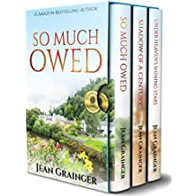 Jean Grainger Box Set: So Much Owed, Shadow of a Century, Under Heaven's Shining Stars