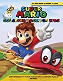 Super Mario Coloring Book for Kids: 66+ New High
