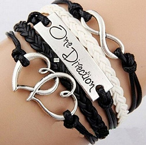 one direction charm bracelet - 2