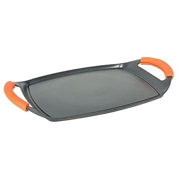 Laguiole Titanium Plate Grill 47 cm ? Pro Quality: Amazon co uk