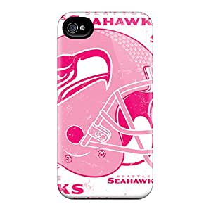 Special Design Back Seattle Seahawks Phone Case Cover For Iphone 4/4s