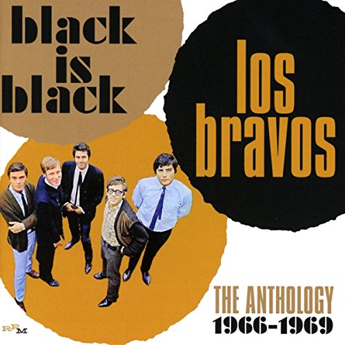 Los Bravos-Black Is Black  The Anthology 1966-1969-(RETRO D992)-2CD-FLAC-2017-WRE Download