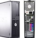Dell OptiPlex 745 Pentium D 3400 MHz 400Gig Serial ATA HDD 4096mb DDR2 Memory DVD-RW Genuine Windows 7 Professional 32 Bit Desktop PC Computer Professionally Refurbished by a Microsoft Authorized Refurbisher