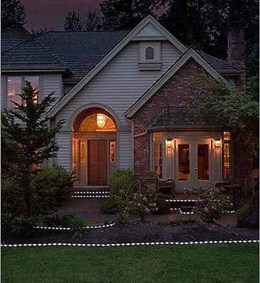SoCreative Solar Rope Light, 23ft, 50 LEDs with Light Sensor, Ideal Decoration for Pool,Garden,Christmas, Wedding, Party,Solar Light, Solar Garden Lights,Solar Pathway Lights,Solar Led lights