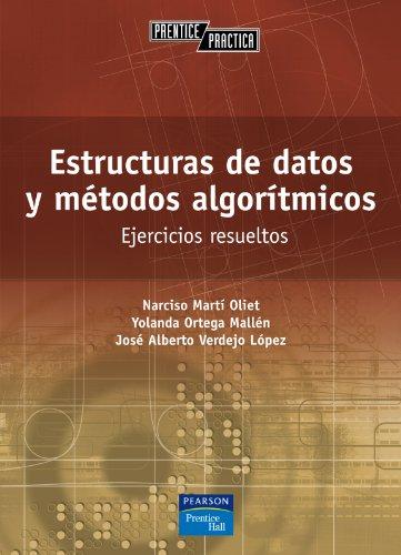 Estructuras De Datos Y Metodos Algoritmicos