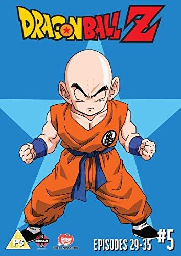 Dragon Ball Z: Season 1 - Part 5 [DVD] (Dbz Tv Online)
