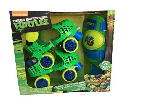 - Teenage Mutant Ninja Turtles-Junior Skate Combo