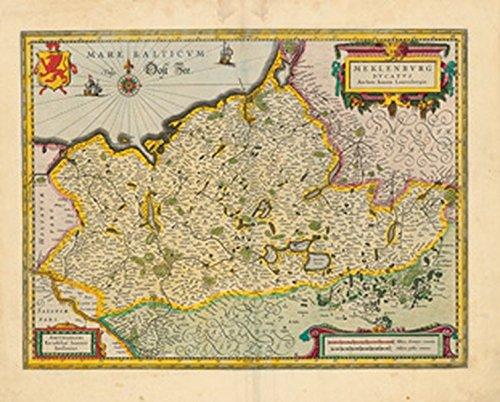 historische-landkarte-herzogtum-mecklenburg-1647-plano