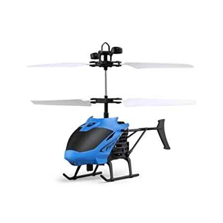 wildlead D715 Mini Helicóptero Inducción Avión mando a distancia ...