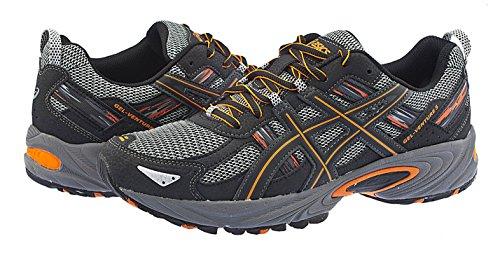 ASICS Men's Gel Venture 5 Running Shoe (8 D(M) US, Black/Shocking Orange) by ASICS (Image #6)