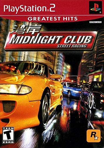 Midnight Club: Street Racing - PlayStation 2