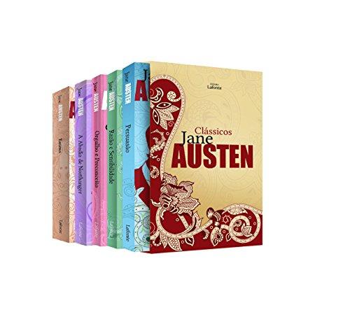 Box clássicos Jane Austen