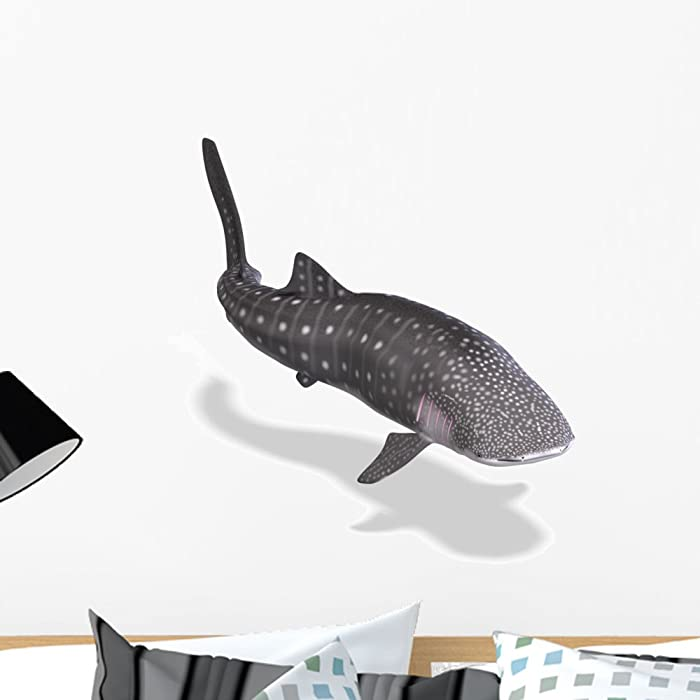 The Best Whale Shark Decal