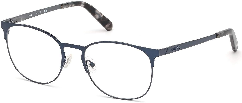 Eyeglasses Guess GU 1976 091 matte blue