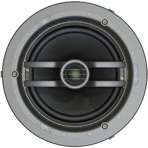 (Niles CM7PR (Ea) 7- inch Two-Way in-Ceiling Loudspeaker with Pivoting Tweeter (FG01657))