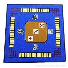 Mahjong Table Cover Professional Grade Mahjong Mahjongg Mat W3184