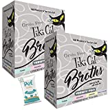 (2 Boxes) Tiki Cat Savory Broth, Grain Free
