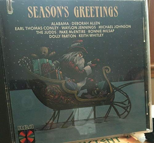 Various Artists Season S Greetings Amazon Com Music