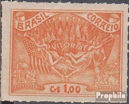Prophila Collection Brasil 673 1945 Victoria en Guerra ...