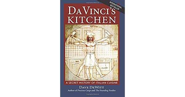 Amazon.com: Da Vincis Kitchen: A Secret History of Italian ...