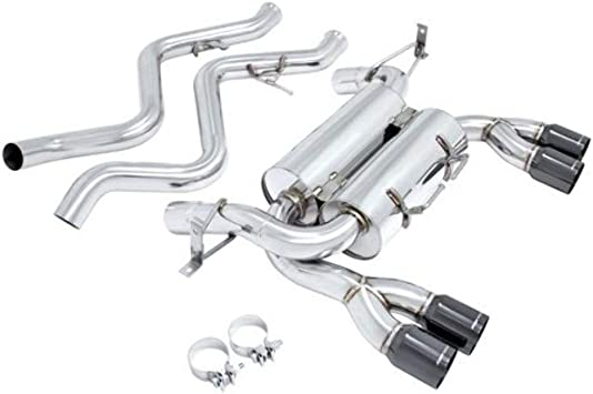 Megan Racing MR-ABE-BE46M30E Axle Back Exhaust