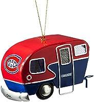 Team Sports America Metal Montreal Canadiens Camper Ornament