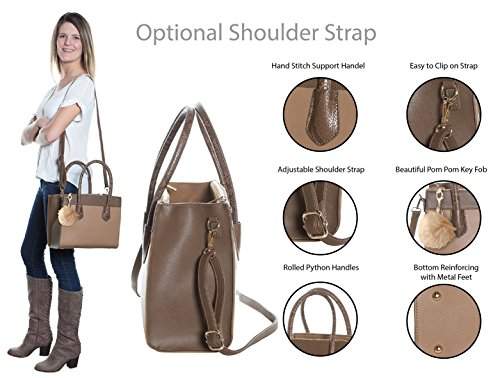 Handbags for women (Brown 2)