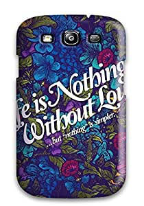 New Style 9107331K83669230 Protective Case For Galaxy S3(good Loves)