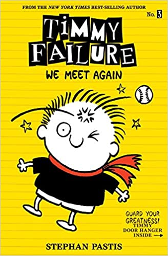 Timmy Failure: We Meet Again: Stephan Pastis: 9780763691066: Amazon.com: Books