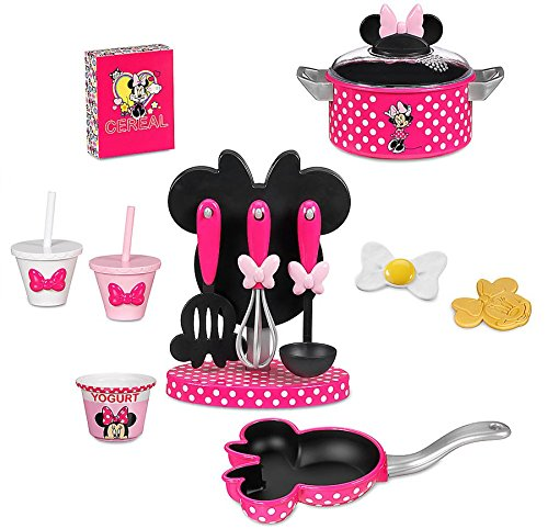 Minnie Mouse Disney Gourmet Cooking Set