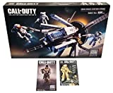 Mega Bloks Call of Duty Bundle - ODIN Space Station Strike (06863) & New York Comic Con (NYCC) Exclusive Gold Ghosts Astronaut & Ghosts Tactical Combat Mini Action Figure Set (1 of Each)