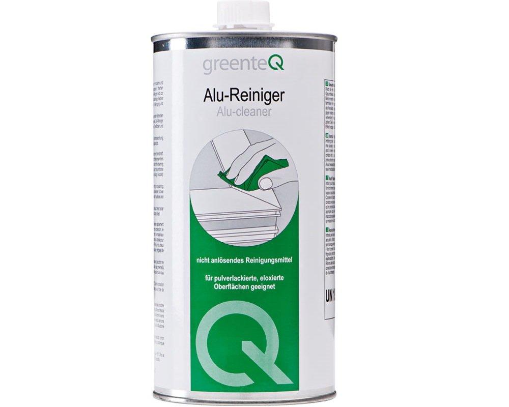 1 Liter greenteQ PVC Reiniger 20 Kunststoffreiniger Fenster ...