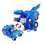 Mallya Dinosaur Change Into Car Action Figure Toy