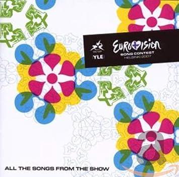 Eurovision Songs Contest Helsinki 2007: Various Artists: Amazon.es: Música