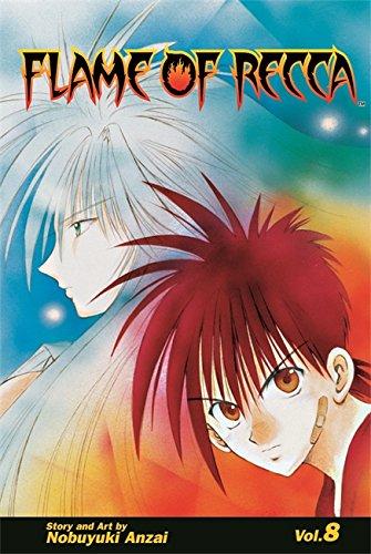 Download Flame of Recca Volume 8: v. 8 (Manga) pdf