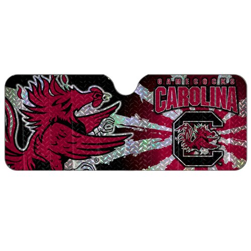 (NCAA South Carolina Fighting Gamecocks Auto Sun Shade)