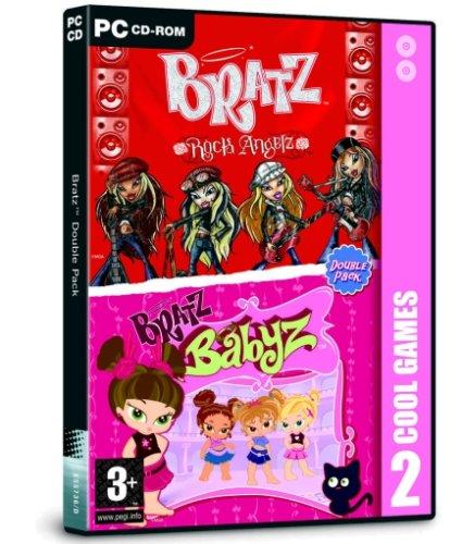 Bratz double pack (PC) (輸入版) B000VZC5JI