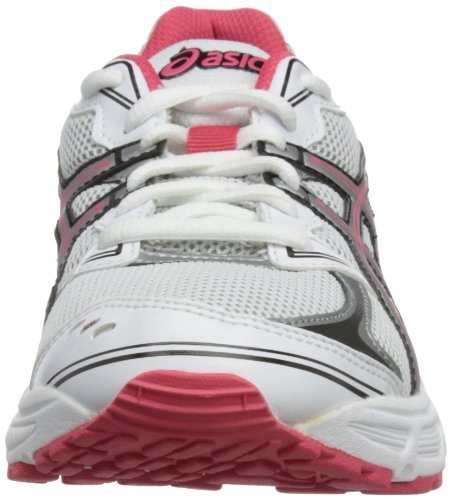 ASICS PATRIOT 6 Women's Running Shoes White/Silver/Pink TY8HcB8x