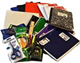 School Essentials Back to School Supplies Bundle - Grades 6-12