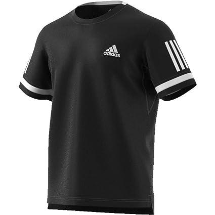 adidas Herren Club 3 Streifen Poloshirt